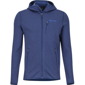 Marmot Preon Midlayer Heren blauw